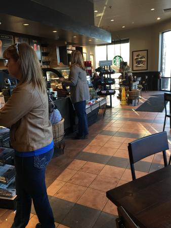 Cranberry Township, PA: Starbucks
