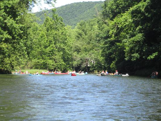 Allegheny Outfitters : Canoer's