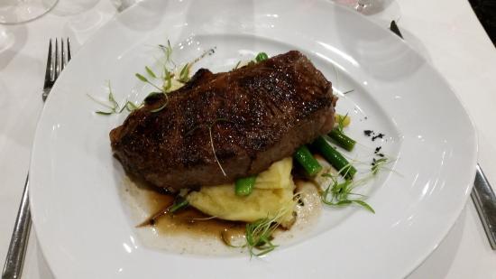 Dubbo, Australia: Wagyu steak