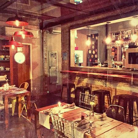 Toledo, PR: ambiente requintado....e bem decorado