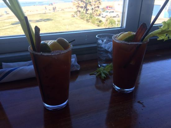 delicious bloody mary s great design and views food was decent rh tripadvisor com