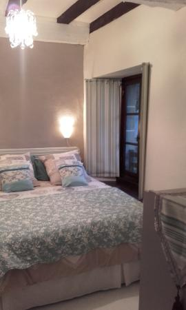 Teal Double Room