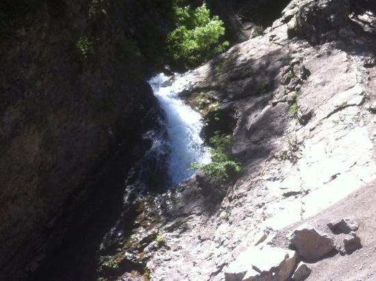 North Salt Lake, UT : Donut Falls