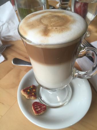 Province of Heredia, Κόστα Ρίκα: Irish coffee in Costa Rica? Delicious