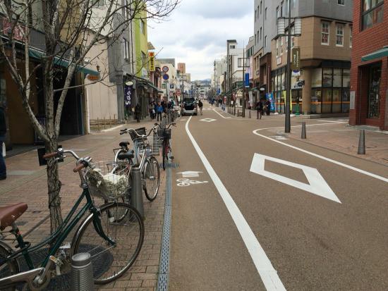 Matsuyama Ropeway Shopping Street