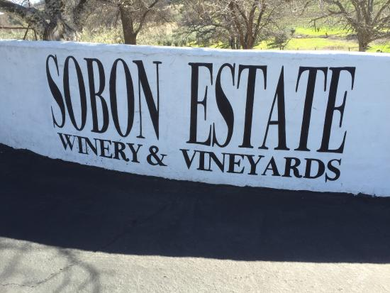 Sobon Estate: Great experience