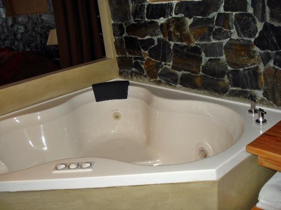 Tierra de Leyendas: Banheira confortável