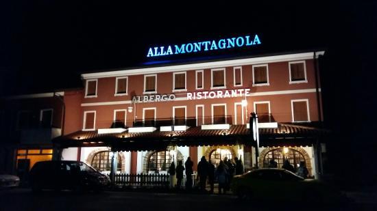 Salgareda, Italien: Alla montagnola da claudio