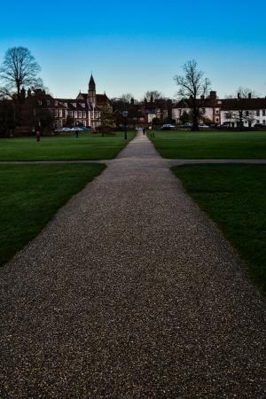 Salisbury, UK: The Close