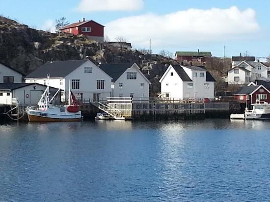 Нурланн, Норвегия: Skrovabrygga havn