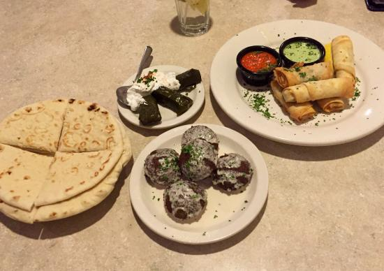 Amherst, NY: Falafel Bar