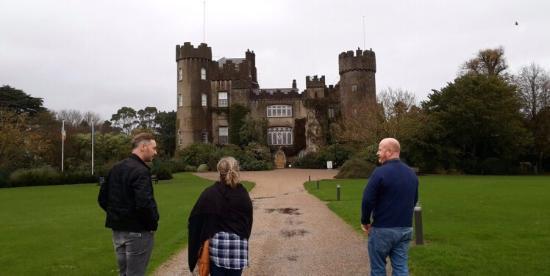 Malahide, İrlanda: Lindo complexo do Castelo.