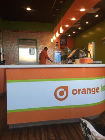 Orange Leaf Houston Jeresy village
