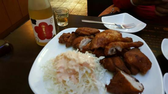 Chicken Baengi