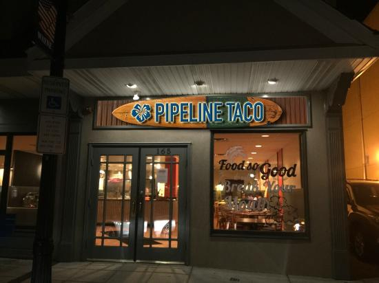 Wayne, Pensylwania: Pipeline Taco