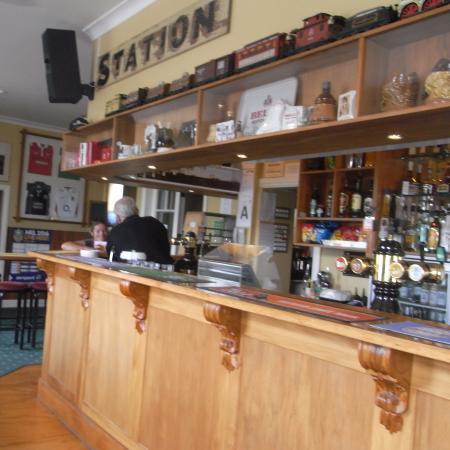 Hunterville, Nueva Zelanda: bar