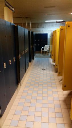 Bad Sackingen, Germany: Umkleiden