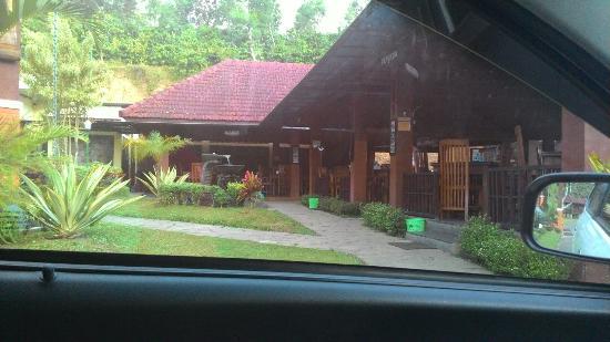 Cafe & Rest Area Gumitir