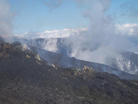 Nicolosi, إيطاليا: Etna vulcano