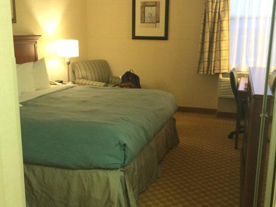 Country Inn & Suites By Carlson, Rochester Airport - University Area Aufnahme