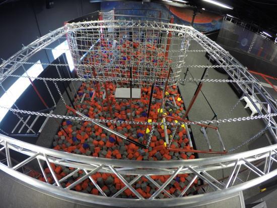 Gravitopia Trampoline Arena