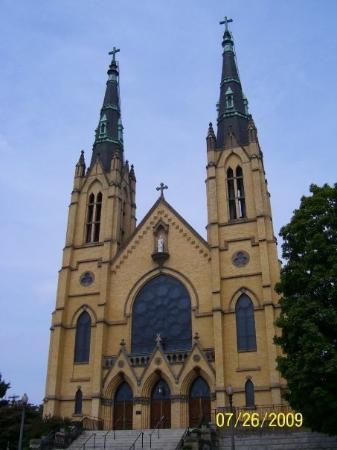 Saint Andrews Catholic Church in Roanoke, Va