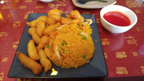 Oley, PA: Hong Kong Restaurant