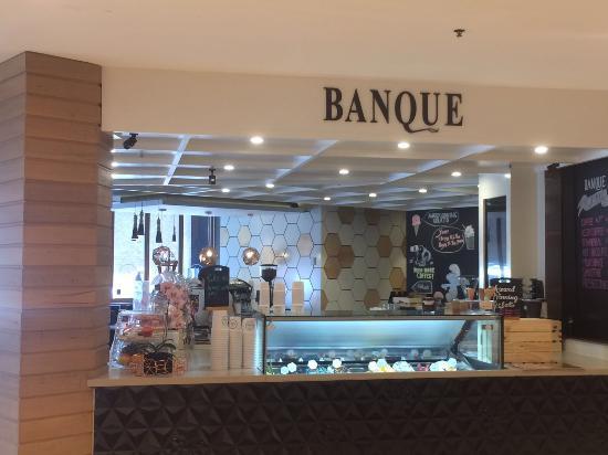 Prahran, Australia: Banque