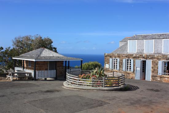 English Harbour, Antigua: Guard House