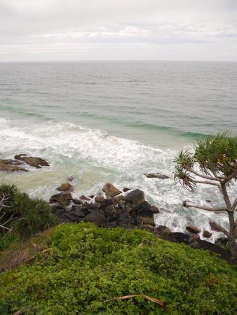 Gold Coast, Australia: ポイントデンジャーからの景色