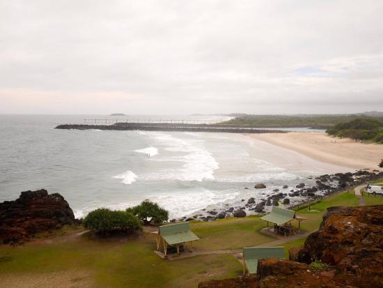 Gold Coast, Australia: 海岸でのんびりもいいでしょう