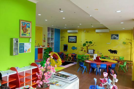 R Hotel Rancamaya Golf Resort: Kids club