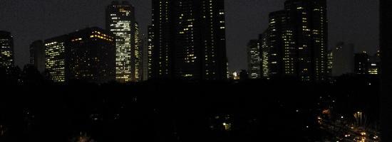 Shinjuku New City Hotel: panorama camera