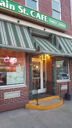 Main Street Cafe Crown Point Indiana