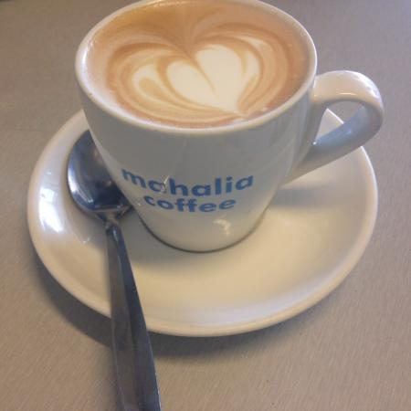 Goolwa, Australien: BEAUTIFUL MAHALIA COFFEE