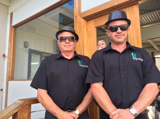 Goolwa, Australien: THE BLUES BROTHERS