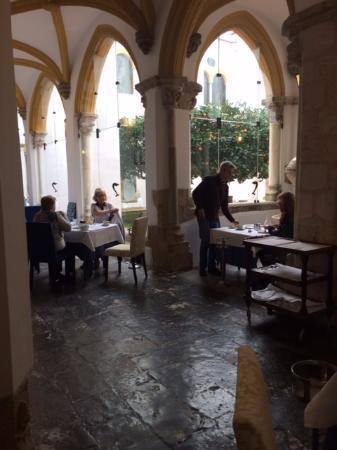 Pousada Convento de Évora: Café da manhã