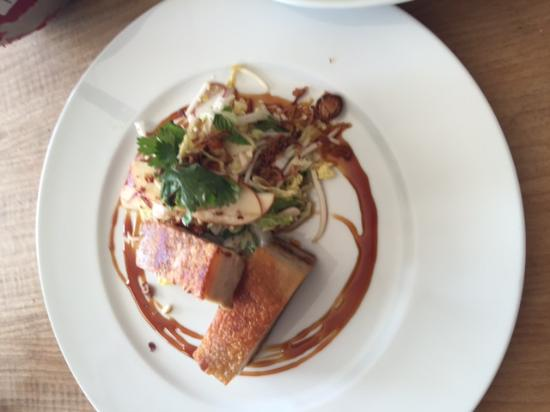 Goolwa, Australien: TWICE COOKED PORK BELLY