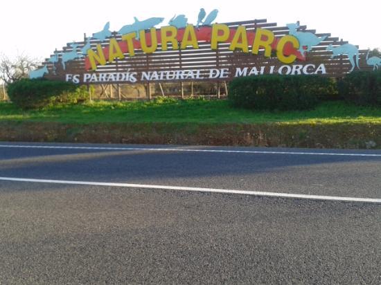 Santa Eugenia, Espanha: Bem vindo ao Natura Parc