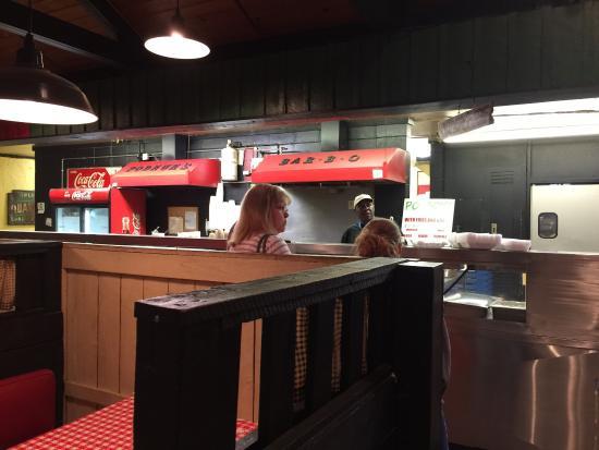West Monroe, LA: Podnuh's Bar-B-Q