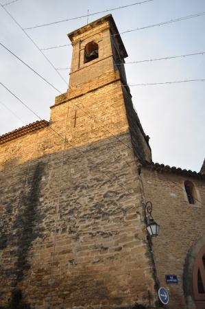 Chateauneuf-du-Pape, Frankrike: Notre-Dame-de-l'Assomption