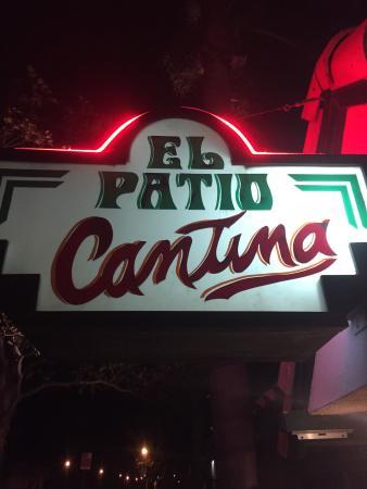 El Patio Cantina
