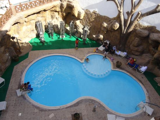 Aida 2 hotel naama bay sharm el sheikh 53 fotos for Piscina y gimnasio