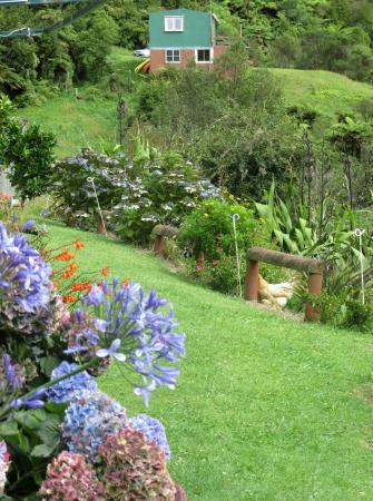 Opotiki, Selandia Baru: cottage accommdation at Bushaven