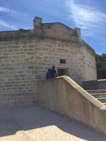 The Fremantle Round House