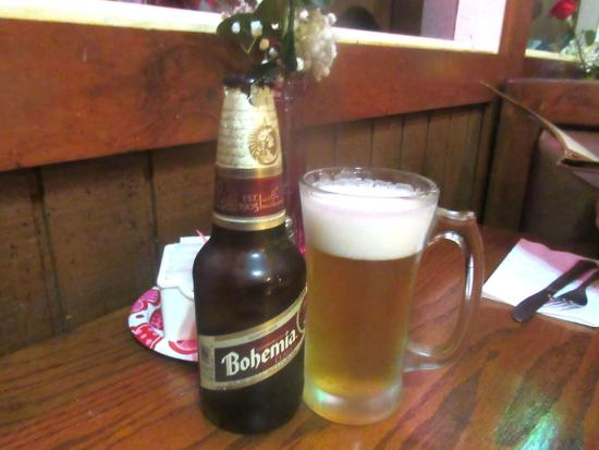 Milpitas, كاليفورنيا: Bohemia Beer, Baja Cactus, Milpitas, CA