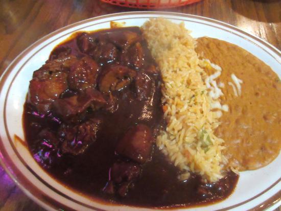 Milpitas, كاليفورنيا: Mole Chicken, Baja Cactus, Milpitas, ca