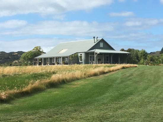 Te Awanga, Nueva Zelanda: 高尔夫球会