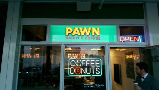 Pawn Donut and Coffee