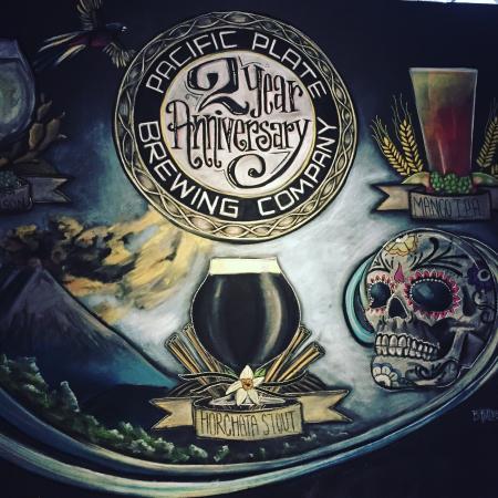 Monrovia, CA: Pacfic Plate Brewery